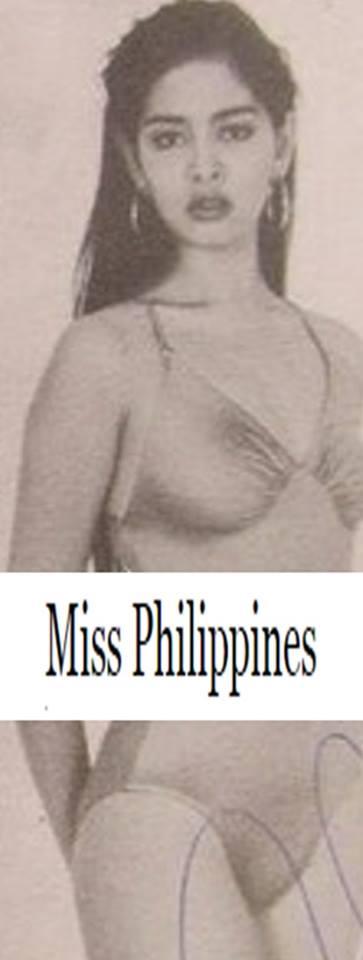 Bb Pilipinas - Universe 1990: Germelina Leah Padilla  16999115