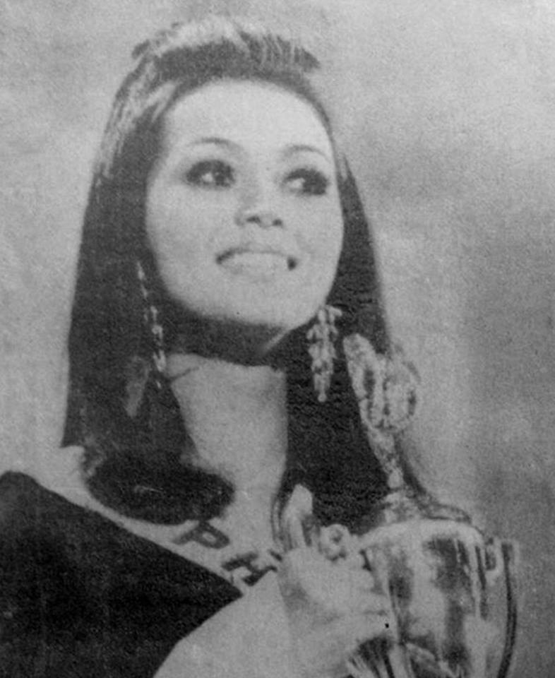 Bb Pilipinas Universe 1971: Vida Valentina Doria (MU 71' Photogenic) 16999210