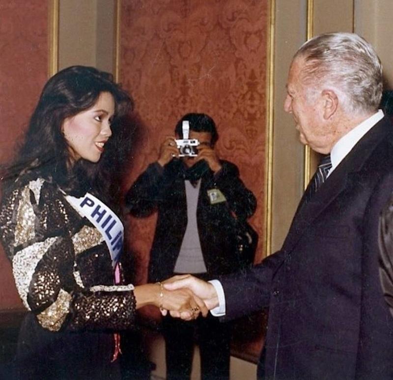 Bb Pilipinas - Universe 1982: Maria Isabel Lopez  16999211