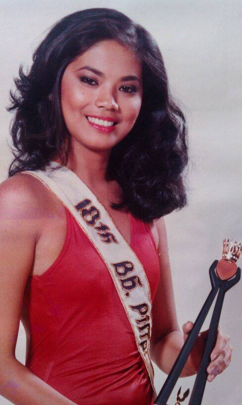 Bb Pilipinas Universe 1984: Desiree Verdadero  (Miss U84 3rd runner up) 17021310