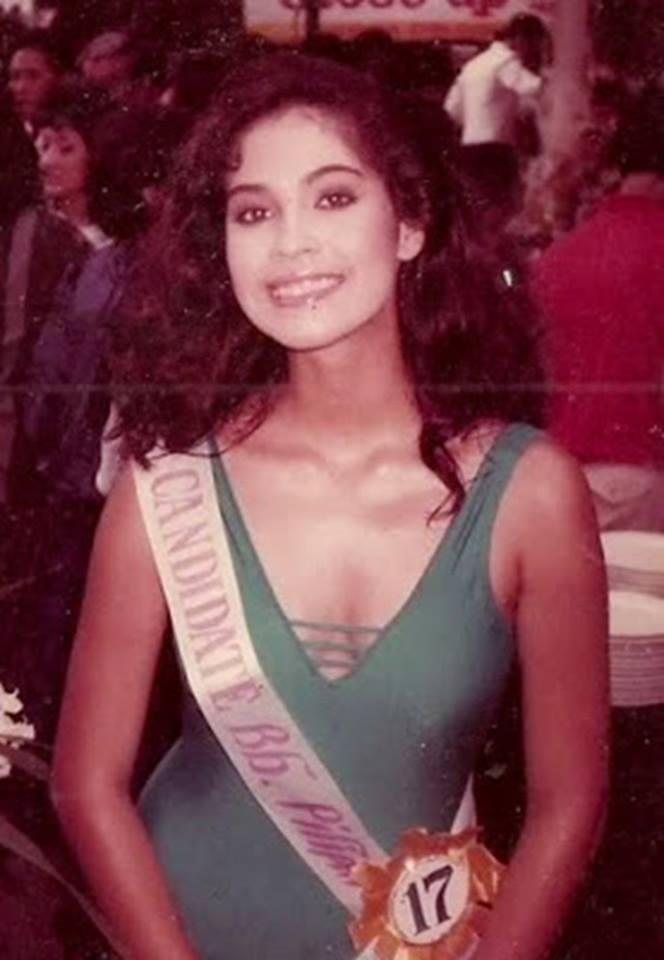 Bb Pilipinas  Universe 1985: Joyce Fellosas Burton  17021410