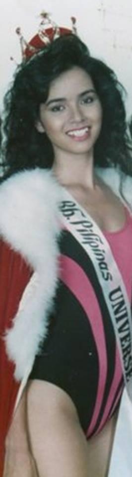 Bb Pilipinas  Universe 1989:  Sara Jane Davis Paez  17021611