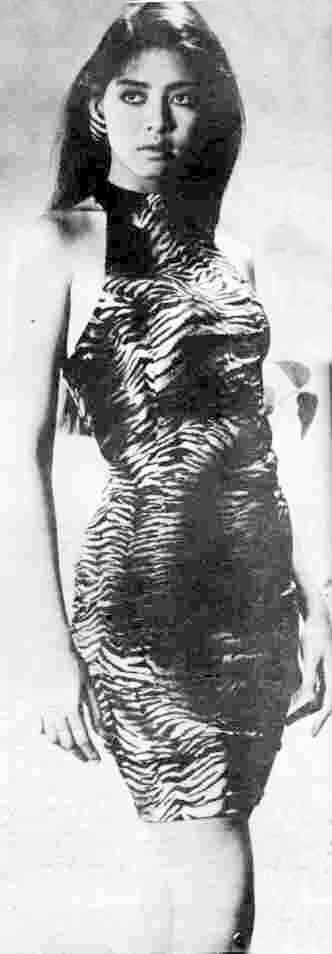 Bb Pilipinas - Universe 1990: Germelina Leah Padilla  17021710