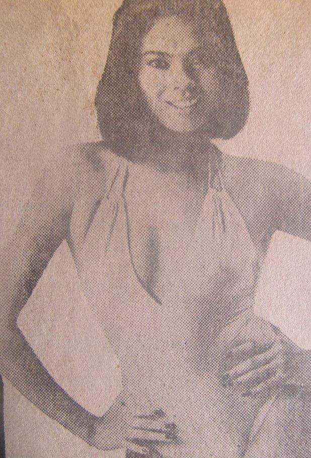 Bb Pilipinas Universe 1984: Desiree Verdadero  (Miss U84 3rd runner up) 17022010