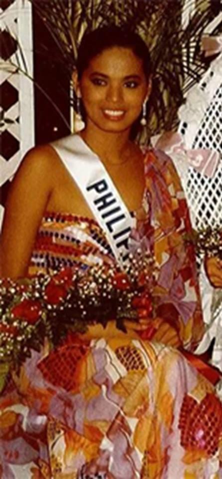 Bb Pilipinas Universe 1984: Desiree Verdadero  (Miss U84 3rd runner up) 17022110