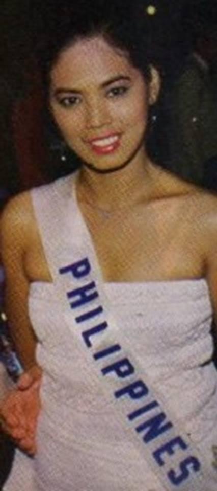 Bb Pilipinas Universe 1984: Desiree Verdadero  (Miss U84 3rd runner up) 17022111