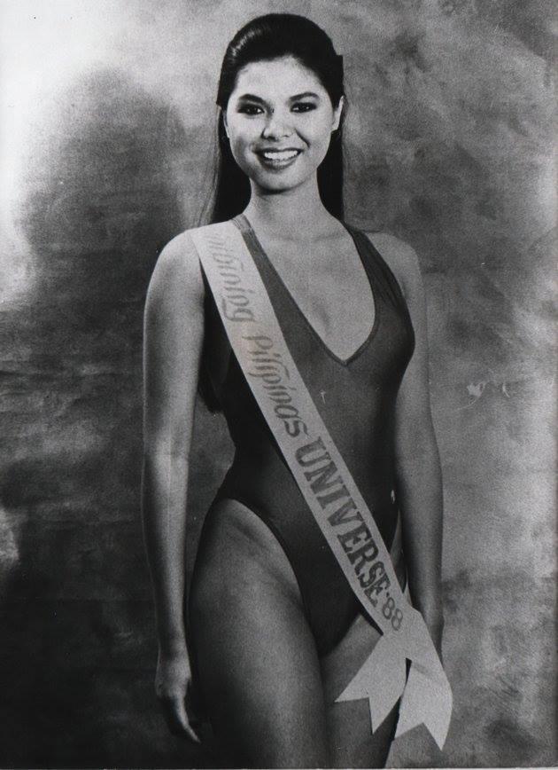 Bb Pilipinas Universe 1988: Perfida Reyes Limpin  17022113