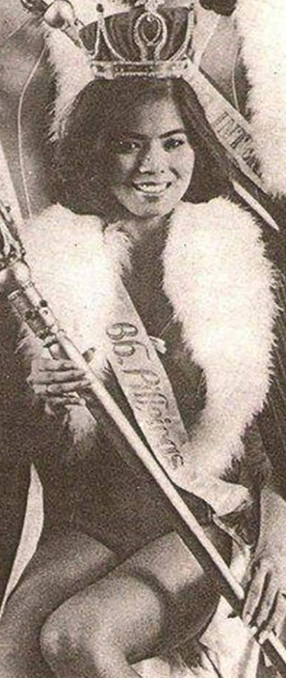 Bb Pilipinas Universe 1984: Desiree Verdadero  (Miss U84 3rd runner up) 17022310