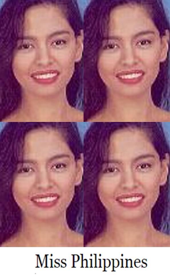 Bb Pilipinas - Universe 1990: Germelina Leah Padilla  17022311