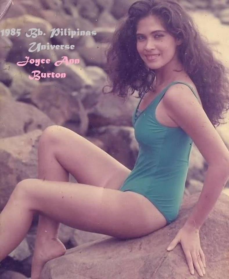 Bb Pilipinas  Universe 1985: Joyce Fellosas Burton  17022410