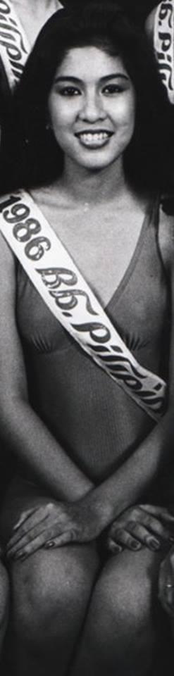 Bb Pilipinas Universe 1986: Violeta Asela Nalus   17022411