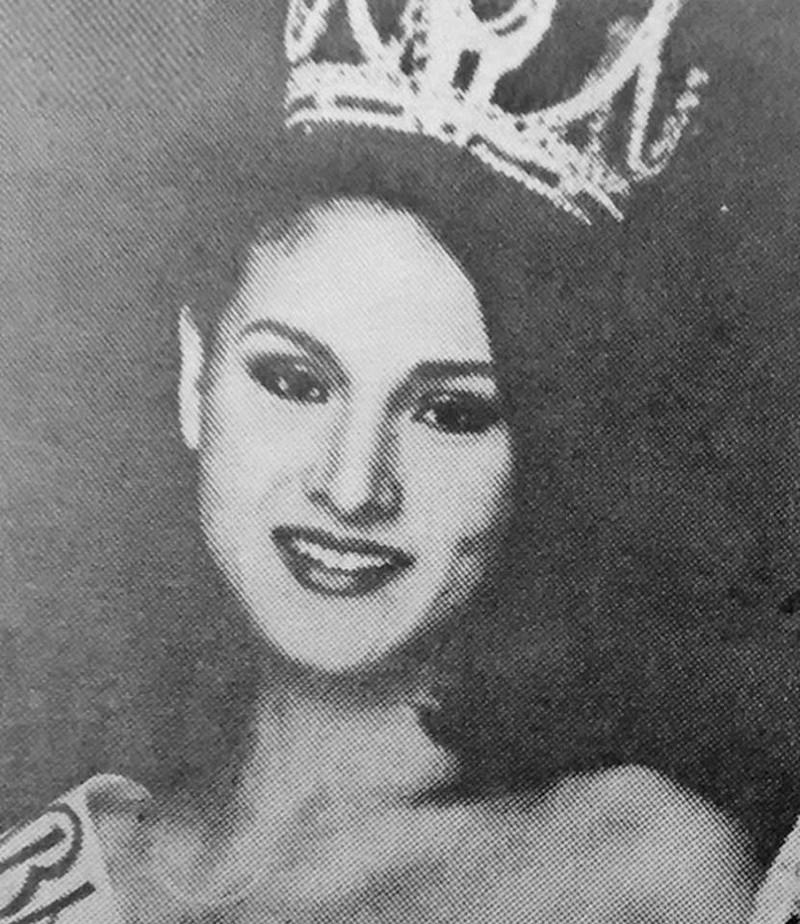 """Bb Pilipinas Universe 1993: Melinda """"Dindi"""" Gallardo 17098113"""
