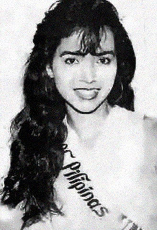 Bb Pilipinas  Universe 1989:  Sara Jane Davis Paez  17098211