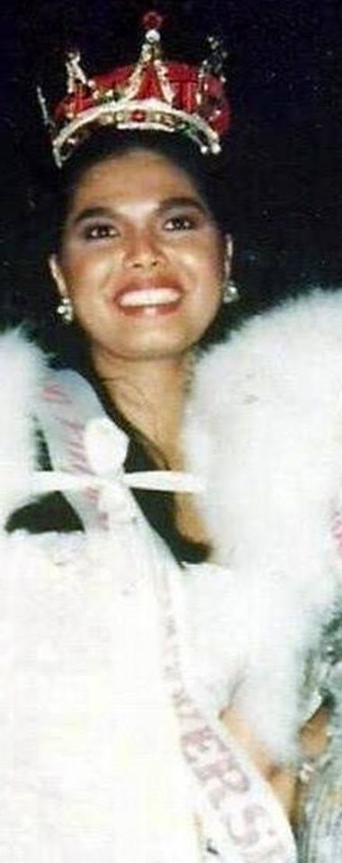Bb Pilipinas Universe 1988: Perfida Reyes Limpin  17098510