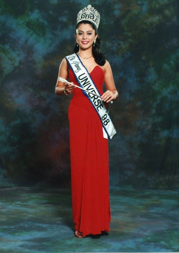 Bb Pilipinas Universe 1998: Jewel Lobaton  17155212