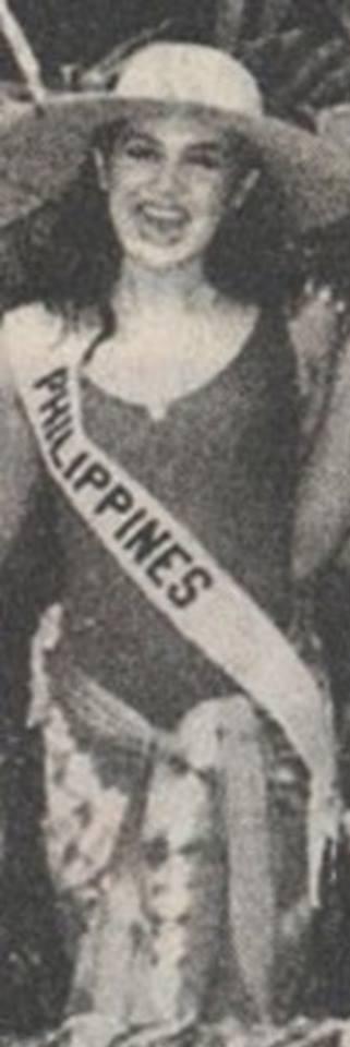 Bb Pilipinas Universe 1994 :Charlene Gonzales  (Miss U 94' Top 6 Finalist) 17155511