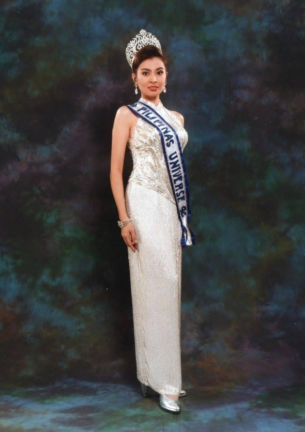 Bb Pilipinas Universe 1996 - Aileen Leng Marfori Damiles (Miss Photogenic MU96) 17155512