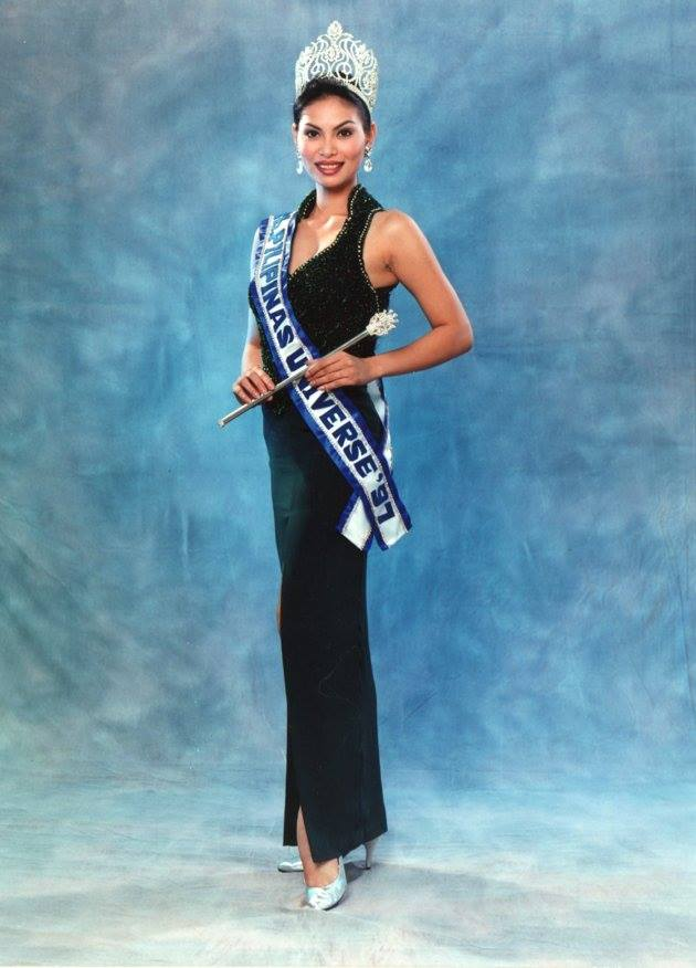 Bb.Pilipinas-Universe 1997: Abygale Arenas  17155514
