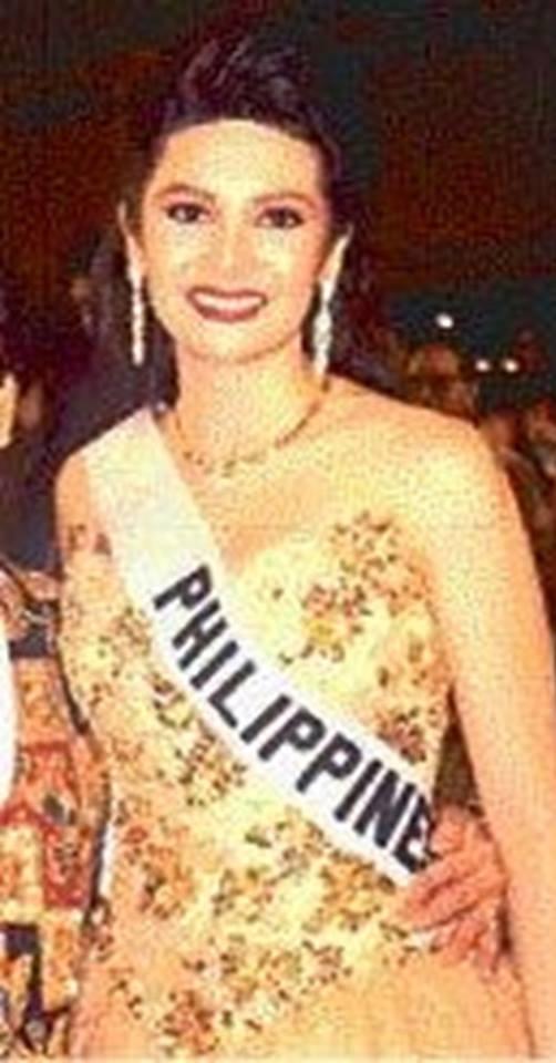 Bb Pilipinas Universe 1994 :Charlene Gonzales  (Miss U 94' Top 6 Finalist) - Page 2 17155710
