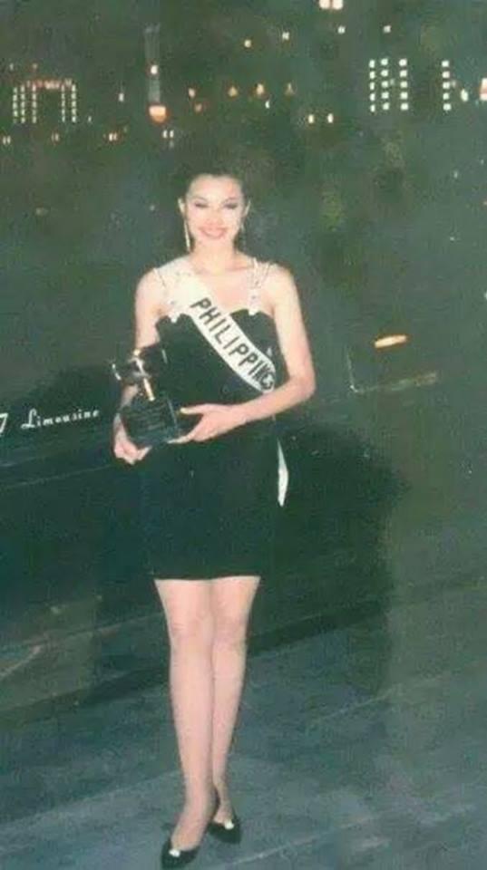 Bb Pilipinas Universe 1996 - Aileen Leng Marfori Damiles (Miss Photogenic MU96) 17155811