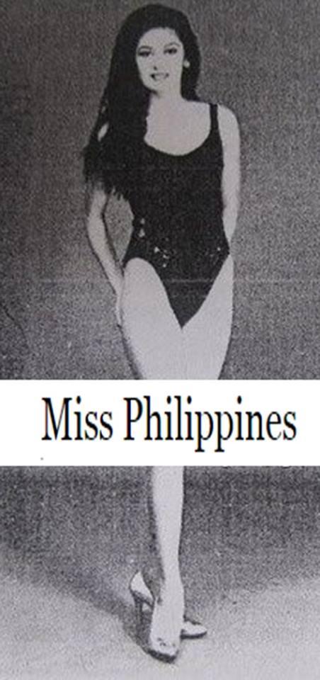Bb Pilipinas Universe 1994 :Charlene Gonzales  (Miss U 94' Top 6 Finalist) 17156010