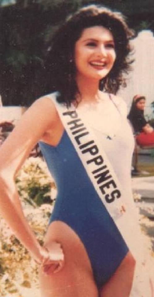 Bb Pilipinas Universe 1994 :Charlene Gonzales  (Miss U 94' Top 6 Finalist) 17156011