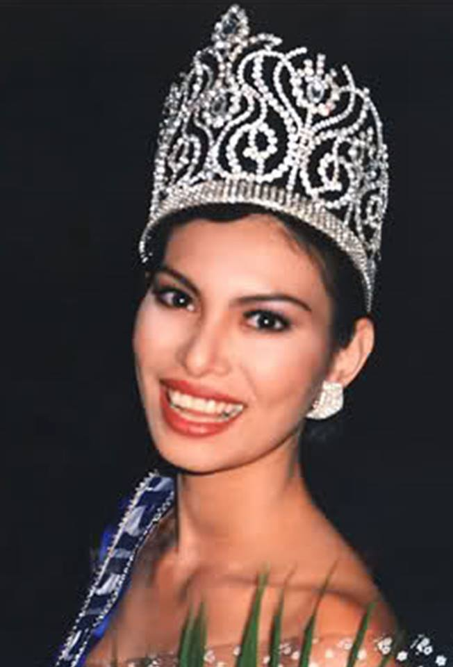 Bb.Pilipinas-Universe 1997: Abygale Arenas  17156013