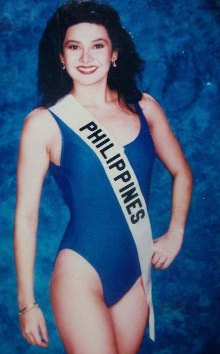 Bb Pilipinas Universe 1994 :Charlene Gonzales  (Miss U 94' Top 6 Finalist) 17190511