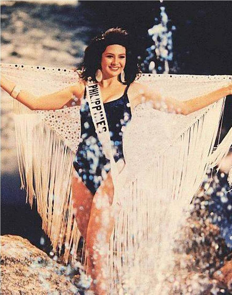 Bb Pilipinas Universe 1994 :Charlene Gonzales  (Miss U 94' Top 6 Finalist) 17202910