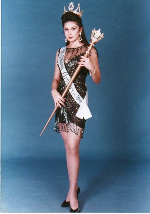 Bb Pilipinas Universe 1994 :Charlene Gonzales  (Miss U 94' Top 6 Finalist) 17203011