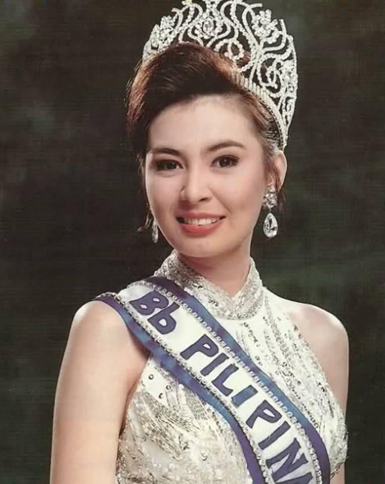 Bb Pilipinas Universe 1996 - Aileen Leng Marfori Damiles (Miss Photogenic MU96) 17203012