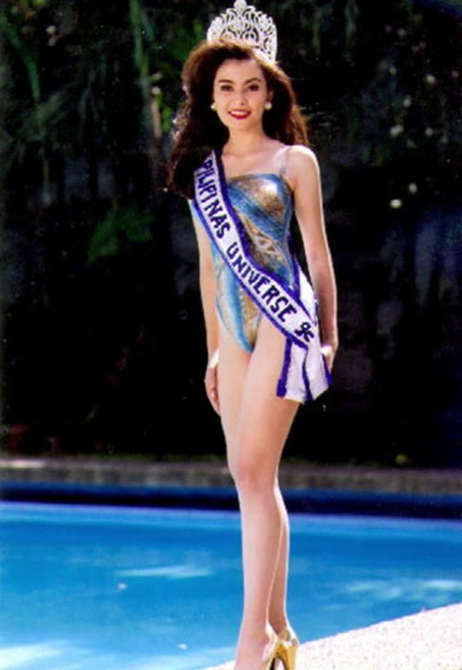 Bb Pilipinas Universe 1996 - Aileen Leng Marfori Damiles (Miss Photogenic MU96) 17203013