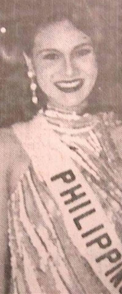 """Bb Pilipinas Universe 1993: Melinda """"Dindi"""" Gallardo 17264310"""