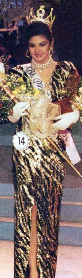 Bb Pilipinas Universe 1994 :Charlene Gonzales  (Miss U 94' Top 6 Finalist) 17264410