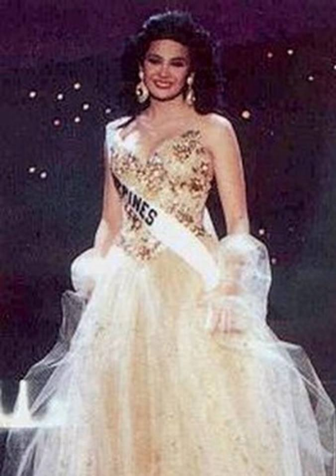 Bb Pilipinas Universe 1994 :Charlene Gonzales  (Miss U 94' Top 6 Finalist) - Page 2 17264411