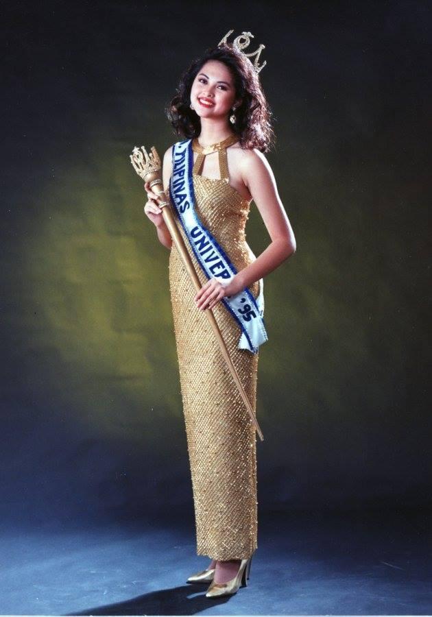 Bb Pilipinas Universe 1995: Joanne Santos (Miss Tourism International 1997) 17264514