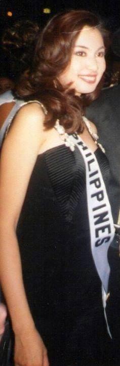 Bb Pilipinas Universe 1996 - Aileen Leng Marfori Damiles (Miss Photogenic MU96) 17264712