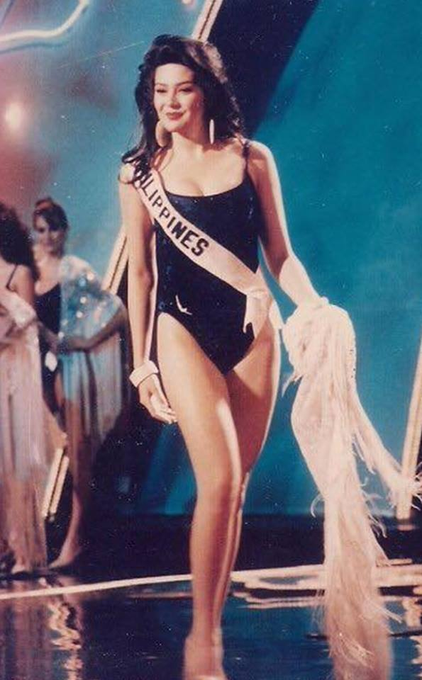 Bb Pilipinas Universe 1994 :Charlene Gonzales  (Miss U 94' Top 6 Finalist) 17265111