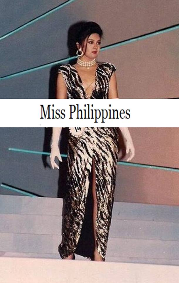 Bb Pilipinas Universe 1994 :Charlene Gonzales  (Miss U 94' Top 6 Finalist) 17265210