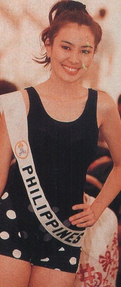 Bb Pilipinas Universe 1996 - Aileen Leng Marfori Damiles (Miss Photogenic MU96) 17265211