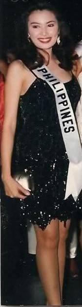Bb Pilipinas Universe 1996 - Aileen Leng Marfori Damiles (Miss Photogenic MU96) 17308813