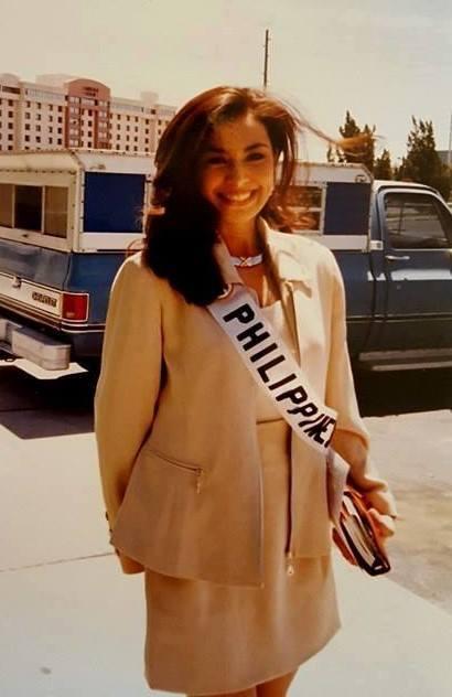 Bb Pilipinas Universe 1996 - Aileen Leng Marfori Damiles (Miss Photogenic MU96) 17308814