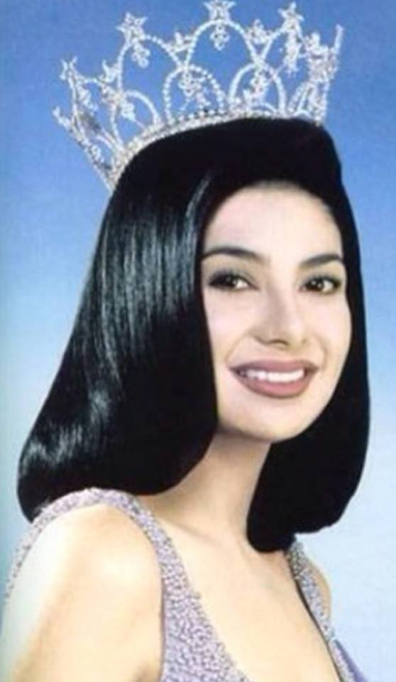 Bb Pilipinas Universe 1994 :Charlene Gonzales  (Miss U 94' Top 6 Finalist) - Page 2 17309111