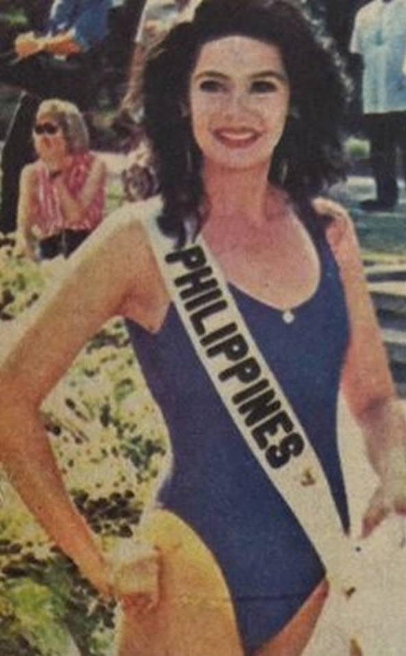 Bb Pilipinas Universe 1994 :Charlene Gonzales  (Miss U 94' Top 6 Finalist) 17309213