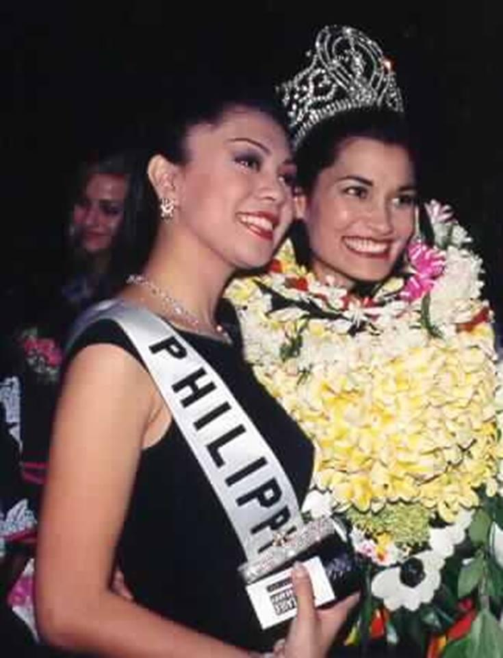 Bb Pilipinas Universe 1998: Jewel Lobaton  17309216
