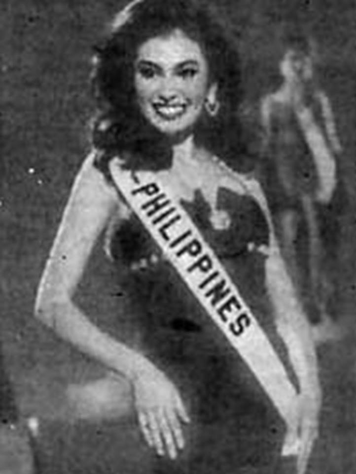 Bb Pilipinas Universe 1996 - Aileen Leng Marfori Damiles (Miss Photogenic MU96) 17309510