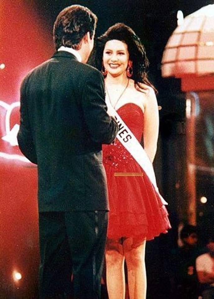 Bb Pilipinas Universe 1994 :Charlene Gonzales  (Miss U 94' Top 6 Finalist) 17309712