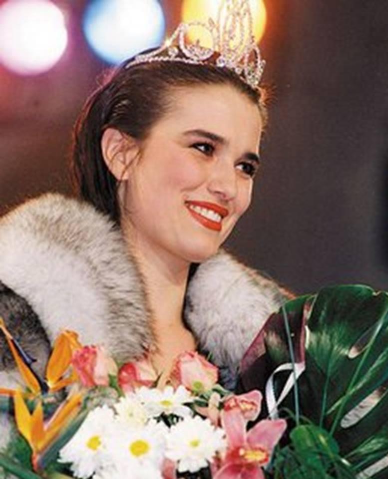 Miss Slovak Republic 1994: Silvia Lakatošová (Top 6 Finalist MU 94') 17884110