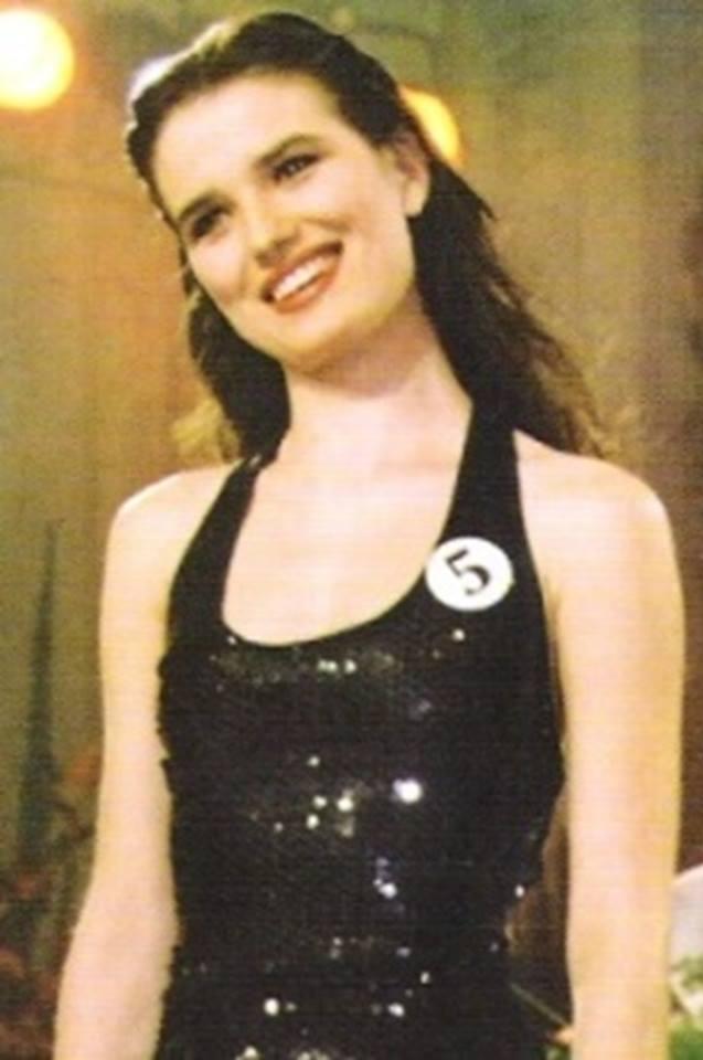 Miss Slovak Republic 1994: Silvia Lakatošová (Top 6 Finalist MU 94') 17952011
