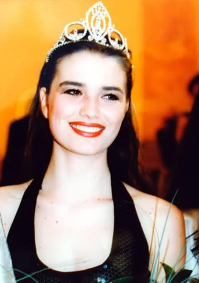 Miss Slovak Republic 1994: Silvia Lakatošová (Top 6 Finalist MU 94') 17952710